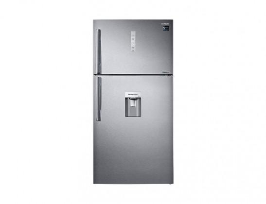 Kombinovaná chladnička Kombinovaná chladnička s mrazničkou hore Samsung RT58K7105SL/EO