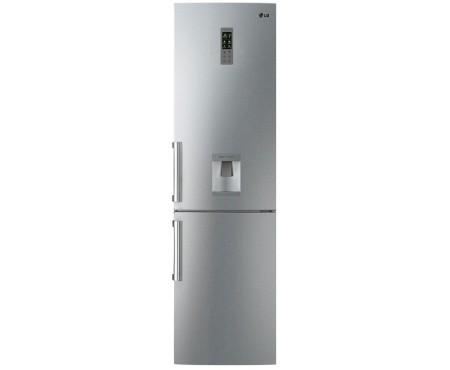 Kombinovaná chladnička  LG GB5237AVEW