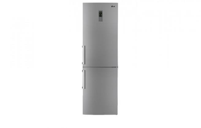 Kombinovaná chladnička  LG GB5237PMG