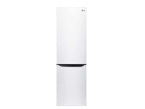 Kombinovaná chladnička LG GBB 539 SWC WS VADA VZHĽADU, ODRENINY