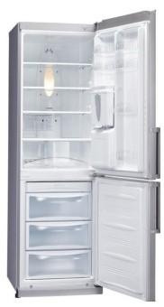 Kombinovaná chladnička  LG GCF399BLQW