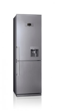 Kombinovaná chladnička  LG GR-F399 BLQA