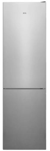 Kombinovaná chladnička s mrazničkou dole AEG RCB636E4MX