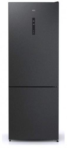 Kombinovaná chladnička s mrazničkou dole AEG RCB646E3MB, A++