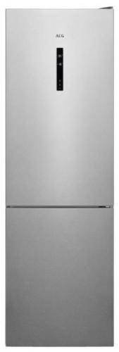 Kombinovaná chladnička s mrazničkou dole AEG RCB732E5MX,A++