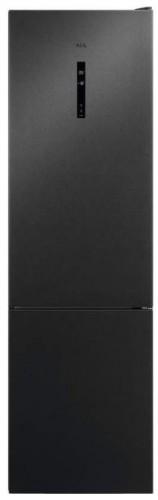 Kombinovaná chladnička s mrazničkou dole AEG RCB736D5MB, A+++