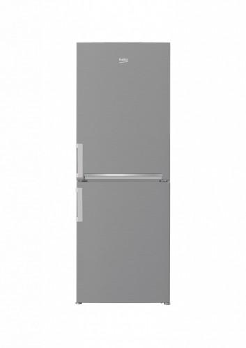 Kombinovaná chladnička s mrazničkou dole Beko CSA 240 M21X, A+