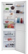 Kombinovaná chladnička s mrazničkou dole BEKO MCNA366E40W, A+++
