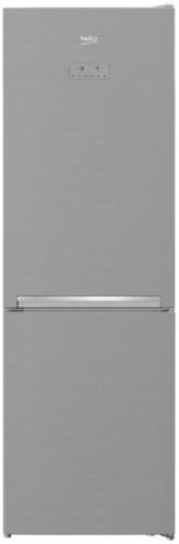 Kombinovaná chladnička s mrazničkou dole Beko MCNA366E60ZXBHN