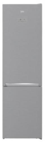 Kombinovaná chladnička s mrazničkou dole Beko MCNA406E40ZXBN