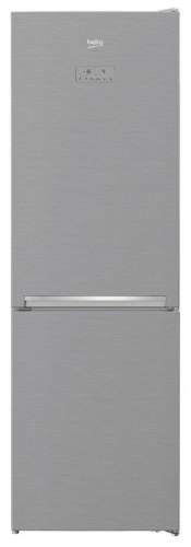 Kombinovaná chladnička s mrazničkou dole Beko MCNE366E40ZXBN