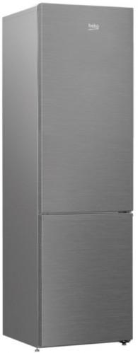 Kombinovaná chladnička s mrazničkou dole Beko RCSA300K30SN
