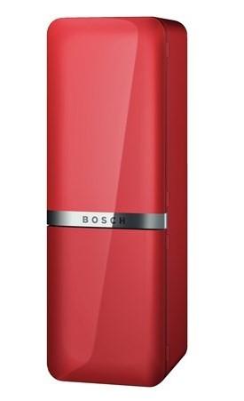 Kombinovaná chladnička s mrazničkou dole BOSCH KCE 40 AR 40 VADA