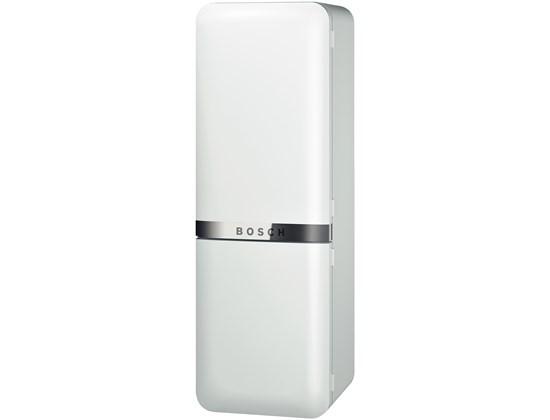 Kombinovaná chladnička s mrazničkou dole Bosch KCE40AW40