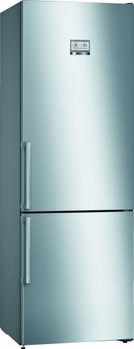 Kombinovaná chladnička s mrazničkou dole Bosch KGN49AIDP, A+++