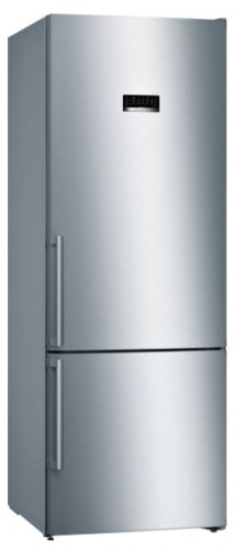 Kombinovaná chladnička s mrazničkou dole Bosch KGN56XIDP