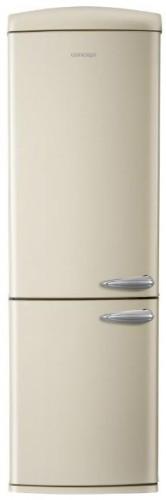 Kombinovaná chladnička s mrazničkou dole Concept LKR7360CL