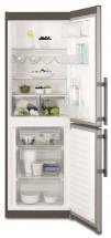 Kombinovaná chladnička s mrazničkou dole Electrolux EN 3201MOX