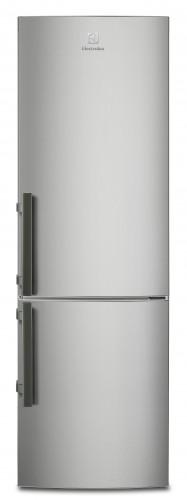 Kombinovaná chladnička s mrazničkou dole Electrolux EN 3601 MOX