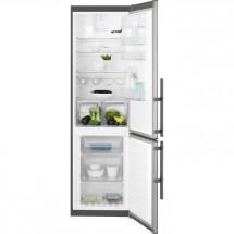 Kombinovaná chladnička s mrazničkou dole Electrolux EN3853MOX