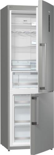 Kombinovaná chladnička s mrazničkou dole Gorenje NRK 6192 TX