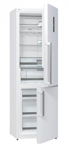 Kombinovaná chladnička s mrazničkou dole Gorenje NRK 6192TW, A++