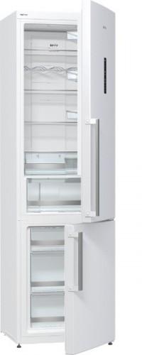 Kombinovaná chladnička s mrazničkou dole Gorenje NRK 6202TW, A++