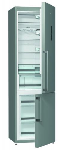 Kombinovaná chladnička s mrazničkou dole Gorenje NRK 6203 TX