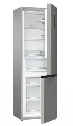 Kombinovaná chladnička s mrazničkou dole Gorenje NRK6193TX4,A+++
