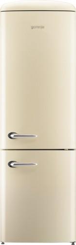 Kombinovaná chladnička s mrazničkou dole Gorenje ORK192C, A++