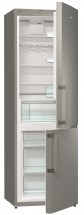 Kombinovaná chladnička s mrazničkou dole GORENJE RK 6192 BX, A++