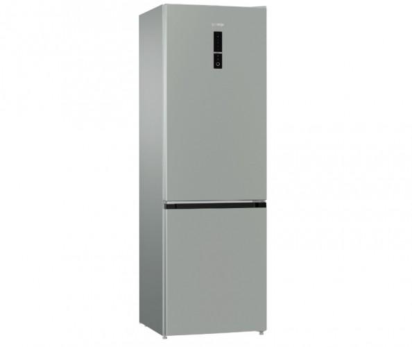 Kombinovaná chladnička s mrazničkou dole Gorenje RK6193LX4, A+++