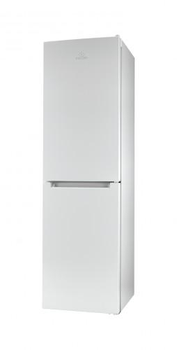 Kombinovaná chladnička s mrazničkou dole Indesit LR9 S2Q F W B