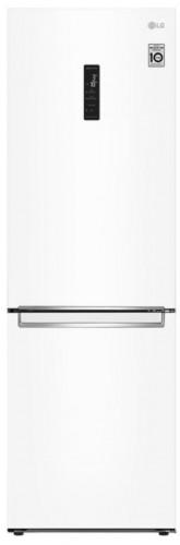 Kombinovaná chladnička s mrazničkou dole LG GBB61SWHMN