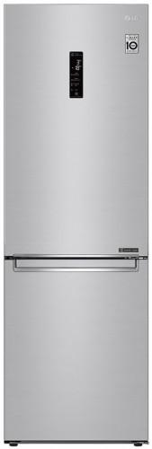 Kombinovaná chladnička s mrazničkou dole LG GBB71NSDMN