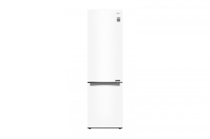 Kombinovaná chladnička s mrazničkou dole LG GBB71SWEFN, A+++
