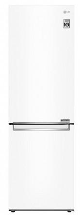 Kombinovaná chladnička s mrazničkou dole LG GBB71SWEMN