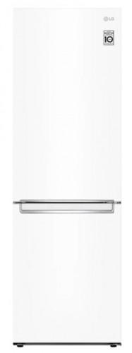 Kombinovaná chladnička s mrazničkou dole LG GBB71SWVGN