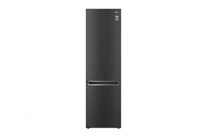 Kombinovaná chladnička s mrazničkou dole LG GBB72MCQCN