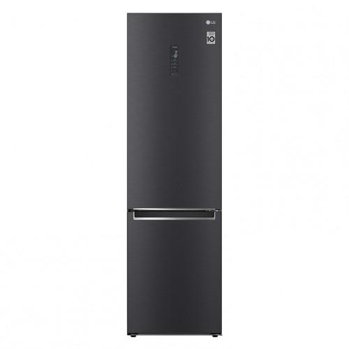 Kombinovaná chladnička s mrazničkou dole LG GBB72MCUFN