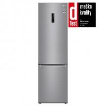 Kombinovaná chladnička s mrazničkou dole LG GBB72PZDMN