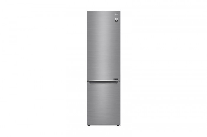 Kombinovaná chladnička s mrazničkou dole LG GBB72PZEFN