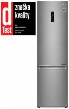 Kombinovaná chladnička s mrazničkou dole LG GBB72SADFN