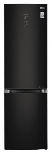 Kombinovaná chladnička s mrazničkou dole LG GBB940BMQZT, A++