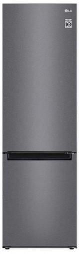Kombinovaná chladnička s mrazničkou dole LG GBP31DSTZR,A++,nerez
