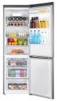 Kombinovaná chladnička s mrazničkou dole Samsung RB30J3215SA