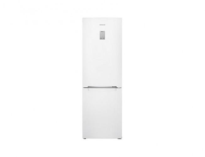 Kombinovaná chladnička s mrazničkou dole Samsung RB33N340NWW POUŽ