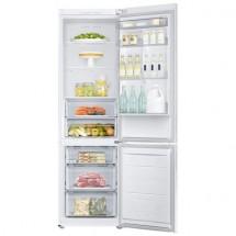 Kombinovaná chladnička s mrazničkou dole Samsung RB37J500MWW