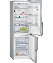 Kombinovaná chladnička s mrazničkou dole Siemens KG 36NHI32