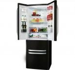 Kombinovaná chladnička s mrazničkou dole Whirlpool W4D7 AAA B C